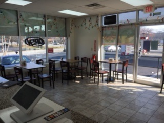 Chicken Wings Restaurant for Sale next to High Traffic Gas Station
