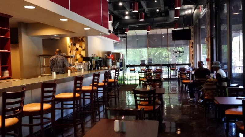 Restaurant Bar for Sale on University Campus! Owner Financing