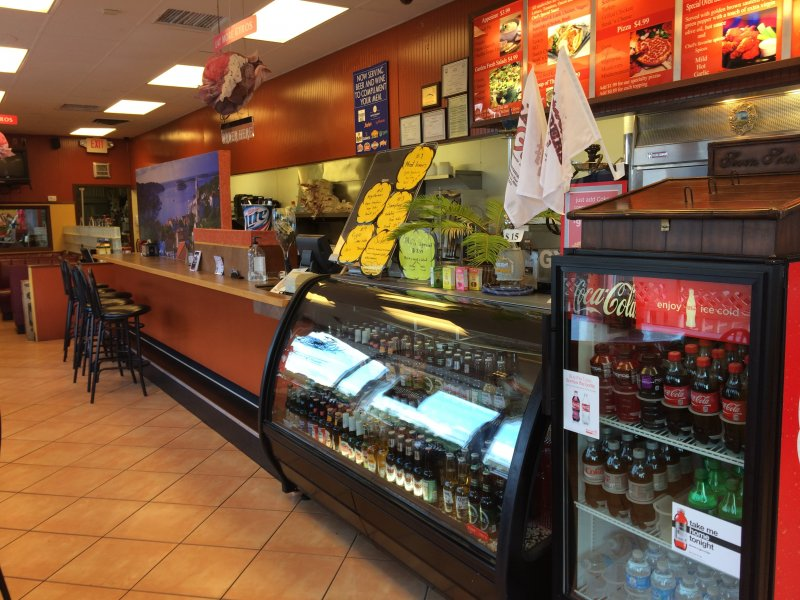 Mediterranean Cafe for Sale in Alpharetta, GA -- Excellent rent!