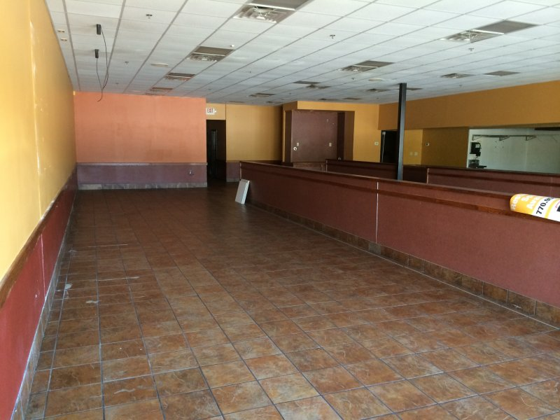 Former Restaurant for Rent in Woodstock Georgia by the Restaurant Brokers