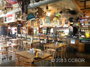 Iconic Colorado Bar and Grill for Sale in Rocky Mountains with Real Estate!!
