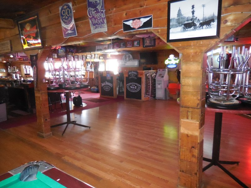 Bar for Sale Features Outdoor Venue & Entertainment Complex - Financing!