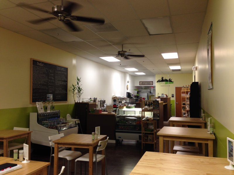 Organic Cafe for Sale Broward County Serves up Healthy Food and Profits