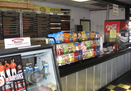 Profitable New York Style Sub Shop for sale.  Approved for SBA financing with only 30% down.