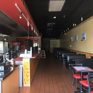 Woodstock Restaurant Space for Rent - Ready for your concept.