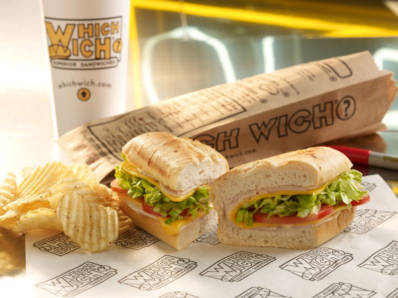 Which Wich Sandwich Franchise for Sale in Texas