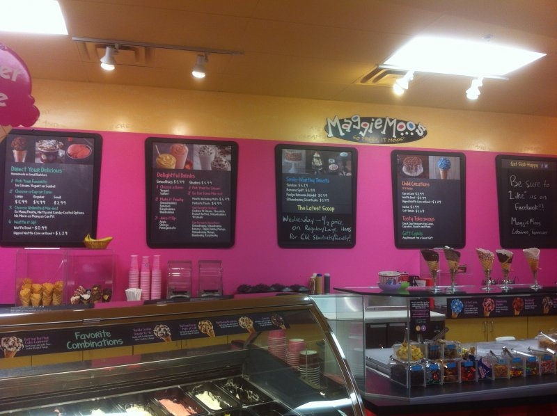 Ice Cream Franchise for Sale - Tennessee Maggie Moos for Sale