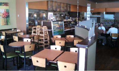 Franchise Sandwich Shop for Sale SBA Approved for Lending