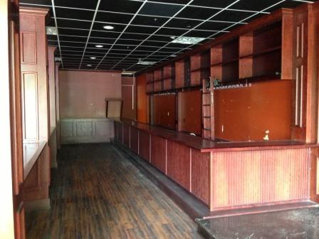 Vacant Restaurant for Rent with Patio in Fulton County
