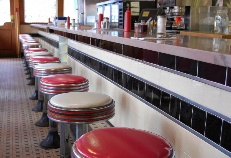 All Night Diner for Sale on Historic Tennessee Town Square