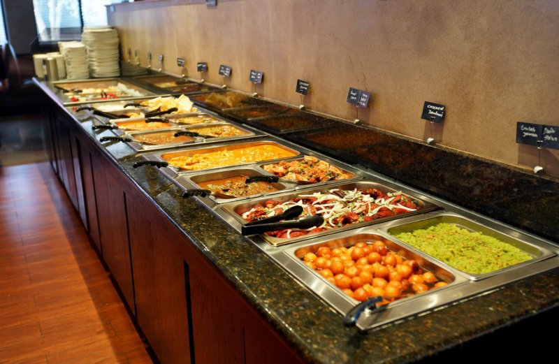 Profitable Indian Restaurant with Bar for Sale Near Franklin, Tennessee