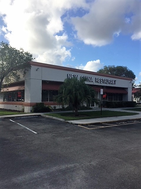 Free Standing Florida Restaurant Space for Lease Located on Walmart Out Parcel