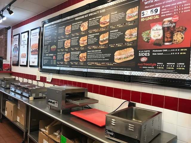 Firehouse Subs Franchise for Sale in Metro Atlanta Market.  Won't Last!