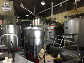 Profitable microbrewery for sale in south metro Denver. Great location!