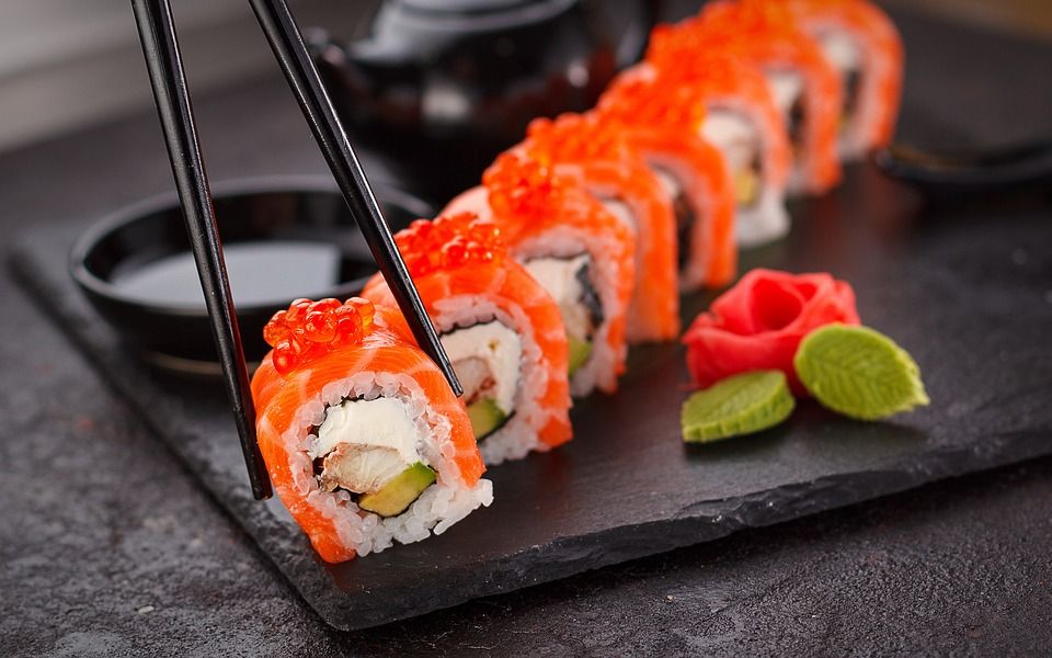 Sushi Restaurant for Sale in historic Savannah - Sales over $800,000