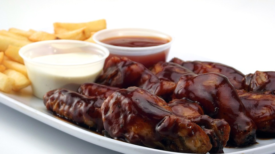 Chicken Wing Franchise for Sale - Newly Remodeled and Great Location!