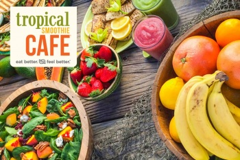 Tropical Smoothie Franchise Cafe for Sale Showing Strong Owner Benefit