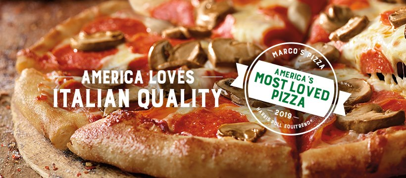Marcos Pizza Franchise for Sale in Free-Standing Building - Profitable Unit