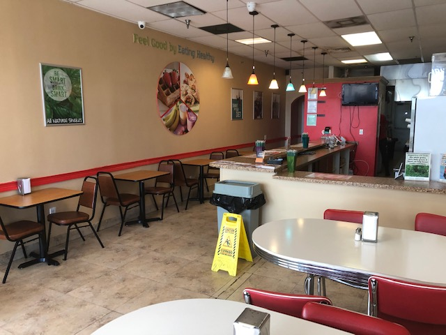 Restaurant For Sale in Pembroke Pines - Great Location and Lease