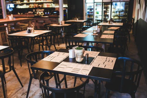 Restaurant Space for Lease in Gwinnet County Build Out is Practically New