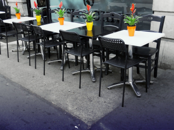 Acquire this Charming Cafe for Sale in Downtown Naples, FL