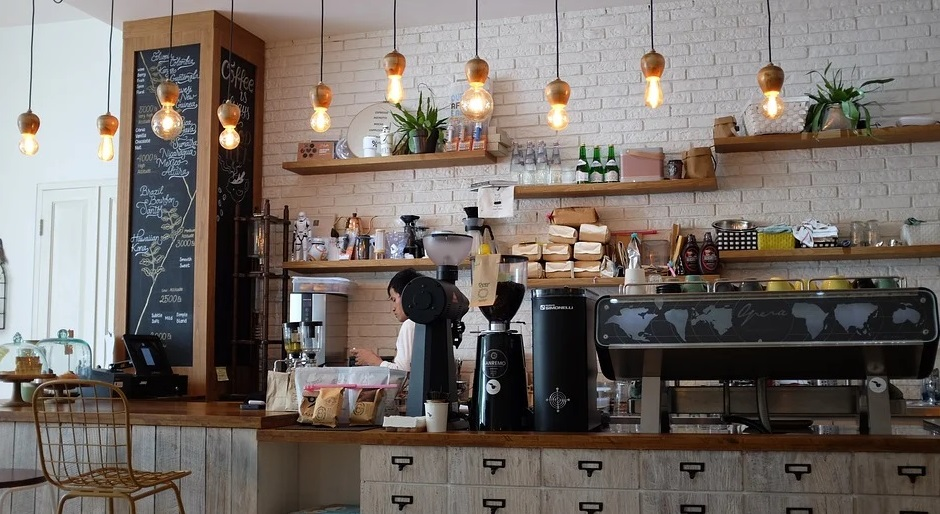 Profitable Coffee Shop  & Deli for Sale in Mountains!