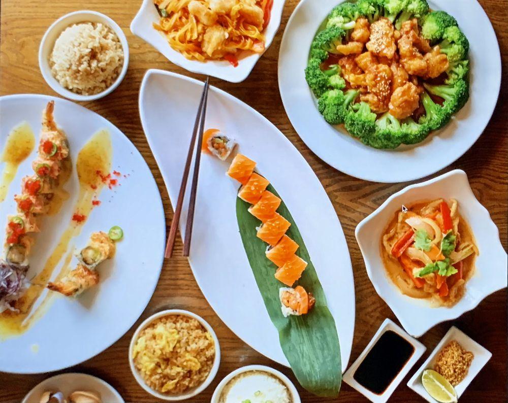 Profitable Asian Sushi and Thai Restaurant for Sale in Alpharetta