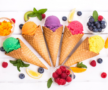 Fully Equipped Ice Cream Shop for Sale in Busy Flagler county