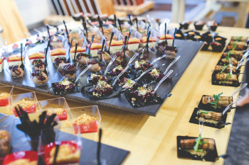 Price drop!  Well Established Catering Business for Sale in Austin!