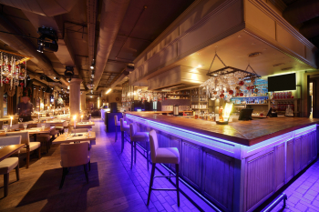 Stunning 10,400 Square Foot Restaurant and Bar for Sale With Real Estate