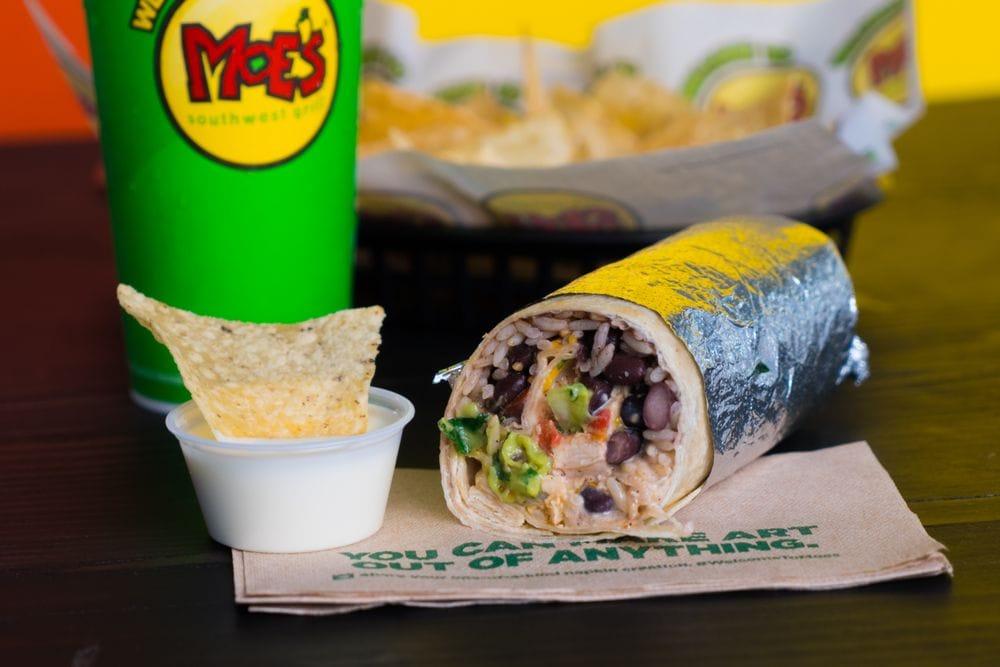 Metro Atlanta Moe's Southwest Grill Franchise for Sale