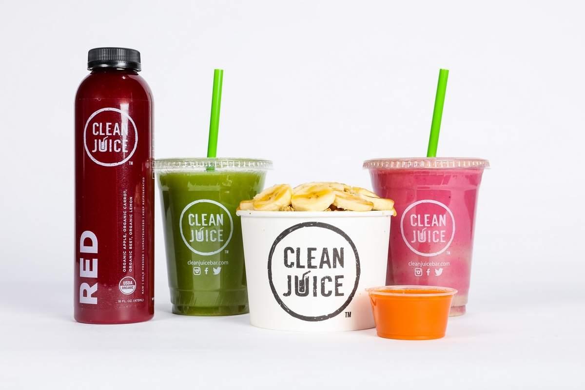 Clean Juice Franchise for Sale in Charlotte Market