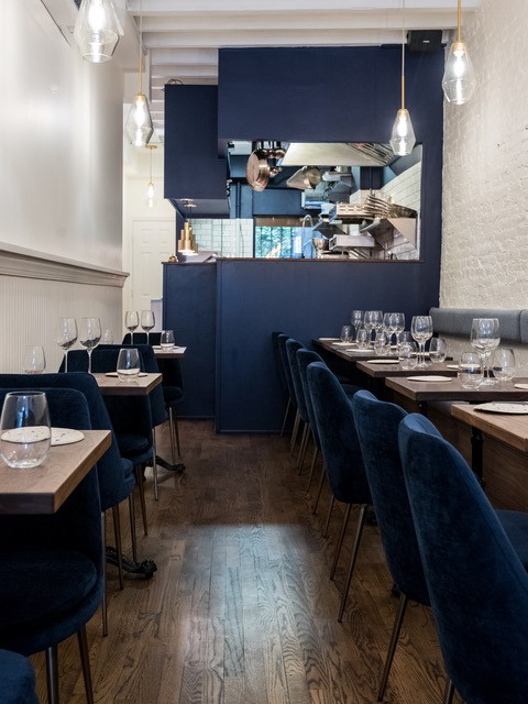 Well Equipped East Village New York City Restaurant for Sale
