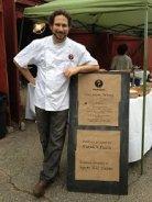 Chef Adam Halberg