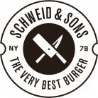 Schweid and Sons, The Burger Week, Burger Conquest