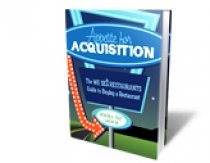 Appetite for Acquisition