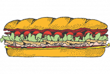 National Sandwich / Sub Franchise For Sale in Desirable Metro Atlanta Location