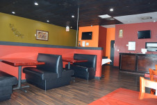Restaurant for Sale in Roswell with low rent. Can Convert to Any Concept