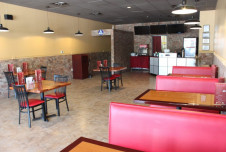 Fully Built-Out Restaurant Space for Sale with Food Truck for Sale!
