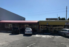 Restaurant Space for Sale with Real Estate - Pompano Beach Strip Center