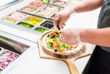 Fast Casual Pizza Franchise for Sale in Broward County - Very Profitable