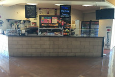Cafe and Ice Cream Shop for Sale! Available in Popular Outlet Mall!