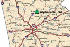 Alpharetta GA 2nd Generation Restaurant for Lease 2660 square feet