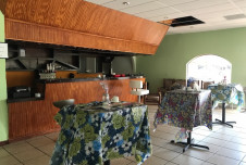 Restaurant Space for Lease in Broward County with Equipped Kitchen