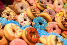 Donut Shop for Sale & More!  Drive Thru Serves  Breakfast, Lunch & More