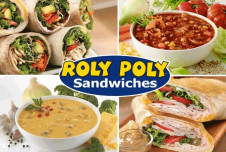 Roly Poly Sandwich Franchise for Sale-Ready for right owner in great location!
