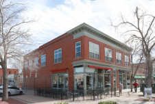 Highly Desirable End-Cap Restaurant Space in Heart of Downtown Fort Collins