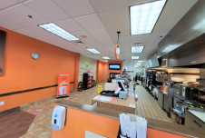 Restaurant Space for Lease in Delray Beach - Hood and Walk-ins in place