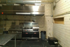 Partially Equipped Vacant Restaurant for Rent in Daytona Beach Florida