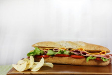 Franchise Sandwich Shop for Sale in SC - Sales over $500,000